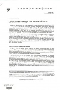 ge s growth strategy the immelt initiative case analysis Ges growth strategy: the immelt initiative case analysis, ges growth strategy: the immelt initiative case study solution, ges growth strategy: the immelt initiative xls file, ges growth strategy: the immelt initiative excel file, subjects covered business policy conglomerates growth strategy implementing strategy international.