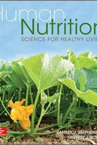 Open Library Human Nutrition Science For Healthy Living